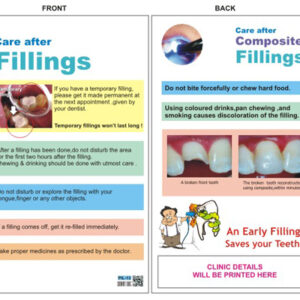 PIL-13-care after fillings