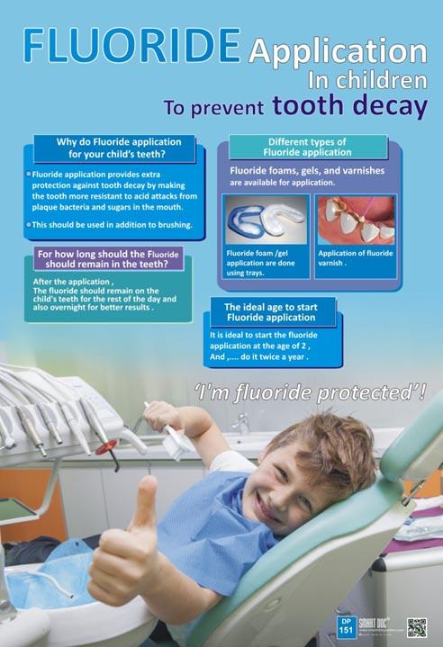 Fluoride Application In Children Eng Dp 151 Smart Doc