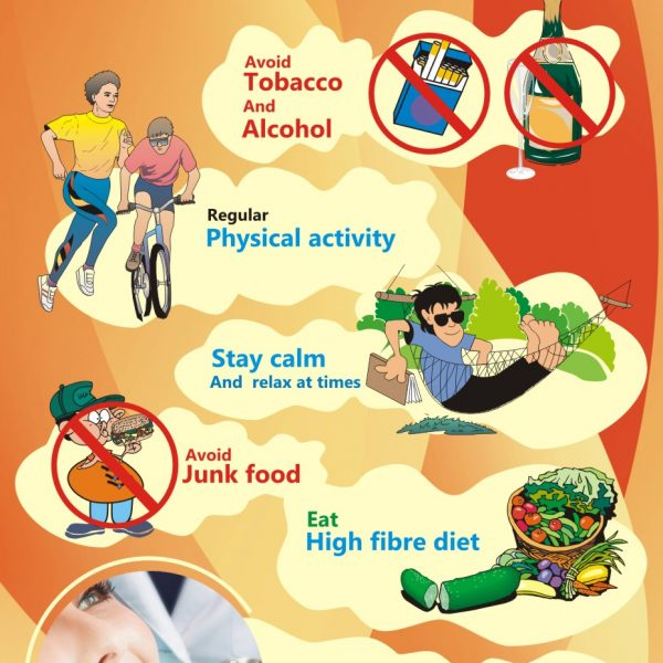 Tips For Healthy Living Eng DP 171