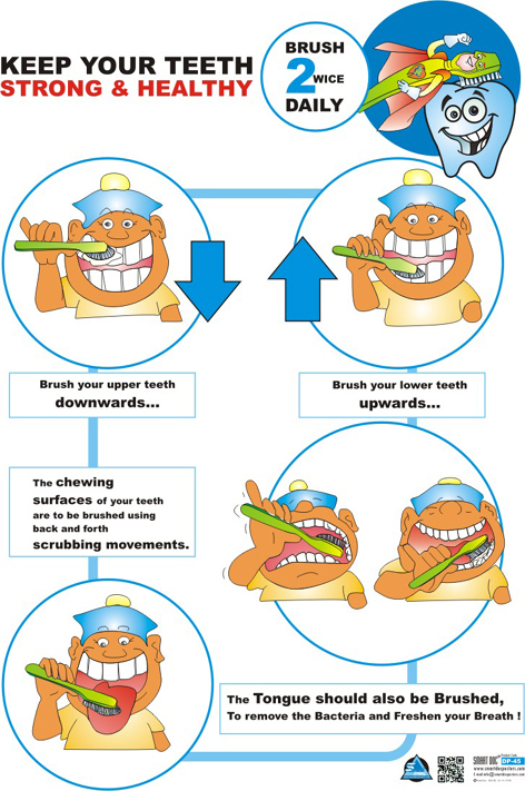 how to keep your teeth healthy and strong